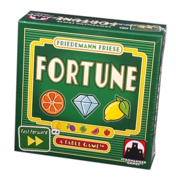 Fast Foward Fortune, a Fable Game