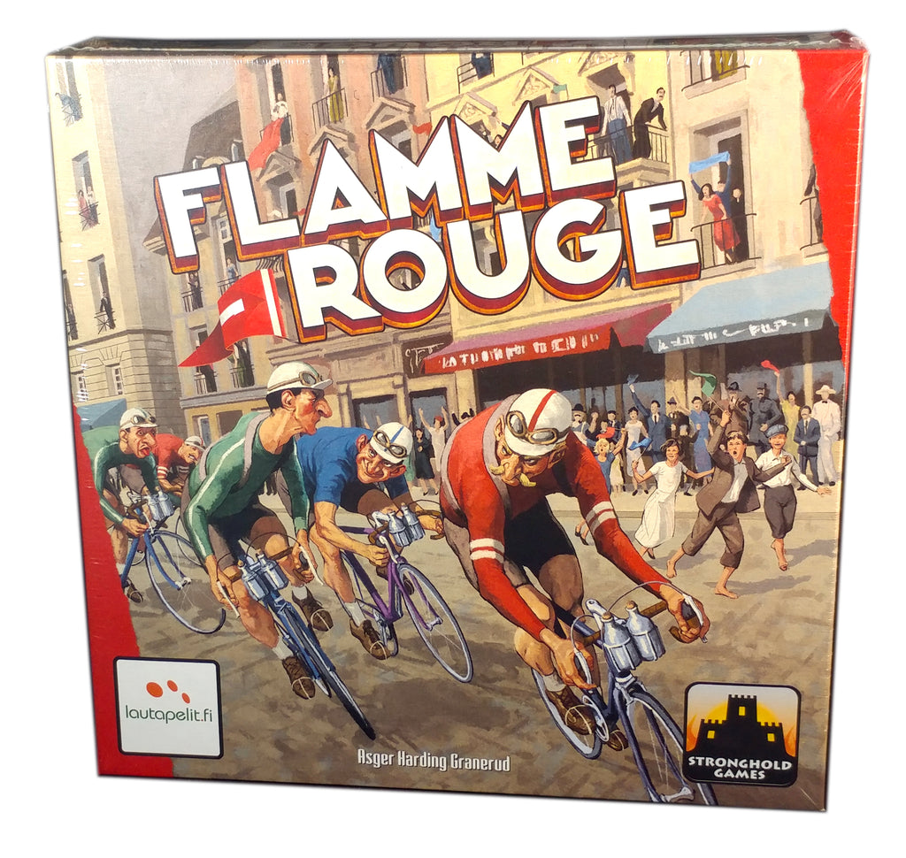 Flamme Rouge Core Game