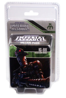 Imperial Assault, IG-88 Villain Pack