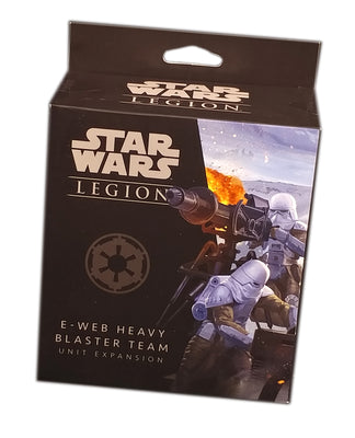 Star Wars E-Web Heavy Blaster Team Unit Expansion