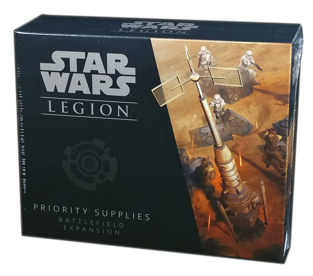 Star Wars Legion Priority Supplies Expansion