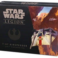 Star Wars Legion T-47 Airspeeder Unit Expansion
