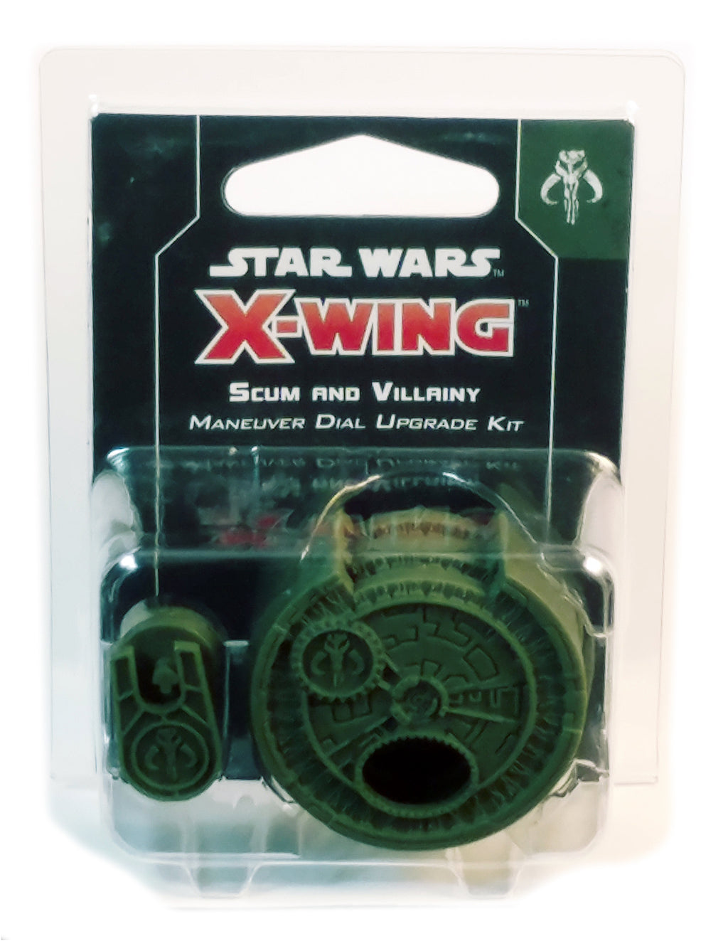Star Wars X-Wing 2.0 Scum and Villainy Maneuver Dial upgrade Kit