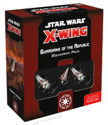 Star Wars X-Wing 2.0 Guardians of the Republic Expansion Pack