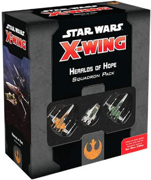 Star Wars X-Wing 2.0 Heralds of Hope Expansion Pack