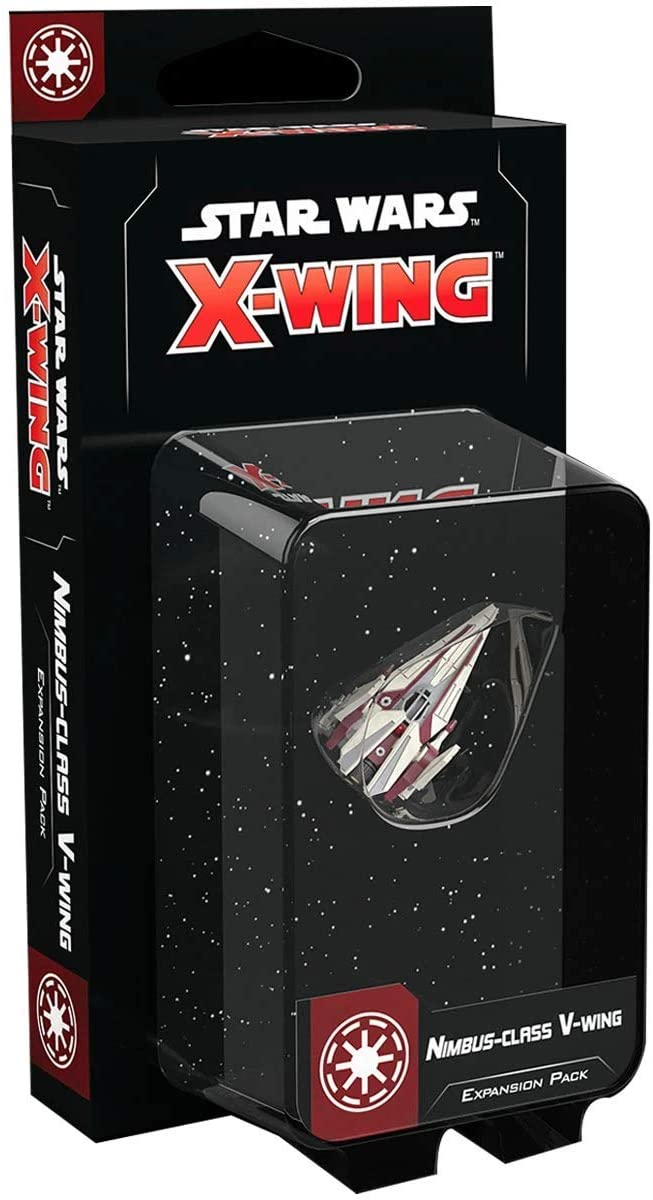 Star Wars X-Wing 2.0 HMP Nimbus-Class V-Wing Expansion Pack