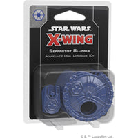 Star Wars X-Wing 2.0  Separatist Alliance Maneuver Dial upgrade Kit