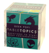 Tabletopics: Geek Pop!