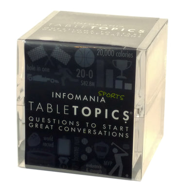 Tabletopics: Infomania Sports