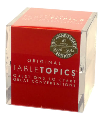 Tabletopics: Original 10th Anniversary