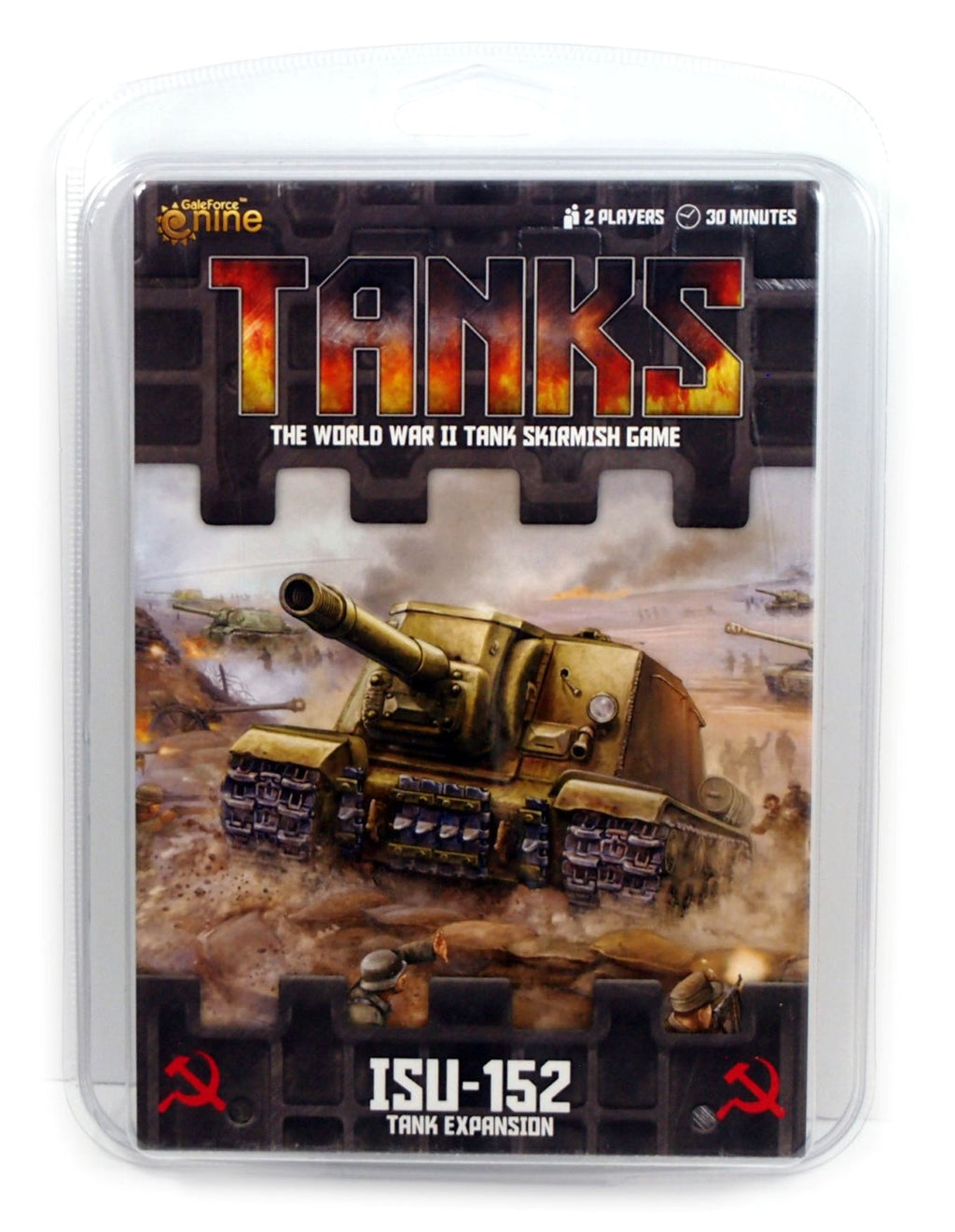 Tanks, Soviet ISU-152 ISU-122 Expansion