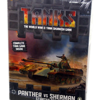 Tanks, Panther vs. Sherman Starter Set