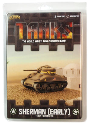 Tanks,  M3A1 Sherman (Early) Expansion