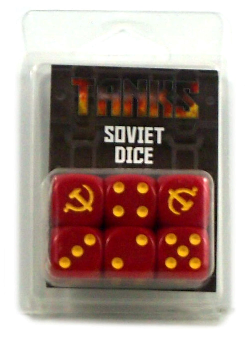 Tanks, Soviet Dice Set Expansion