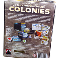 Terraforming Mars Colonies Expansion