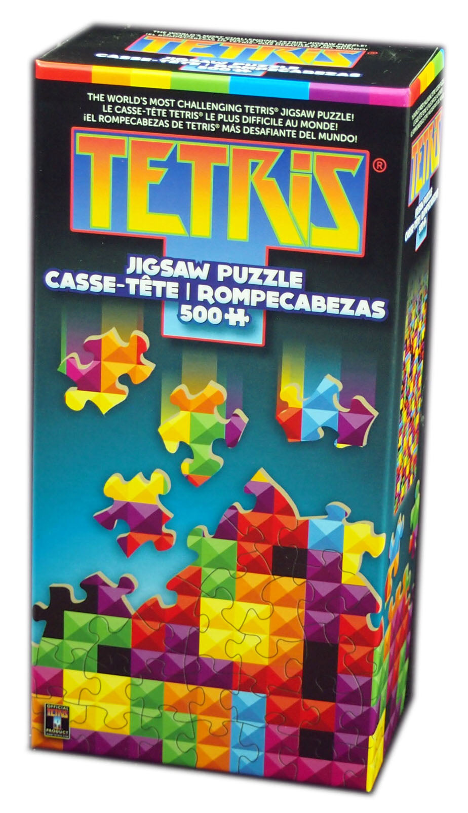 Tetris Collectors Puzzle, 550 pc