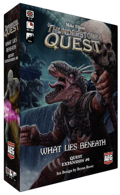 Thunderstone Quest What Lies Beneath Expansion #6