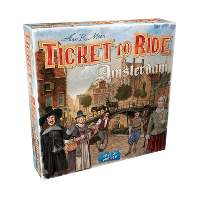 Ticket to Ride - Express: Amsterdam