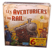 Les Aventuriers du Rail (French Edition)