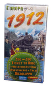 Ticket to Ride Europa 1912 Expansion (Multilingual)