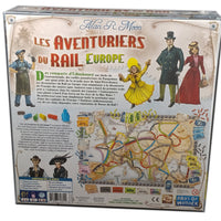 Les Aventuriers du Rail Europe (French Edition)