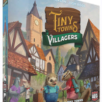 Tiny Towns Villagers Expansion