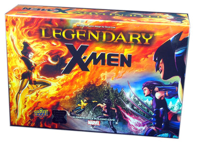 Marvel Legendary, X-Men Expansion