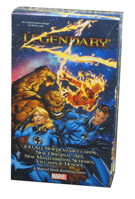 Marvel Legendary, Fantastic Four Expansion