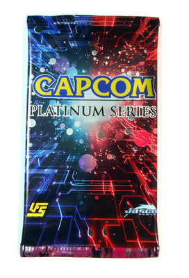 Universal Fighting System, Capcom Platinum Series 1 booster Pack