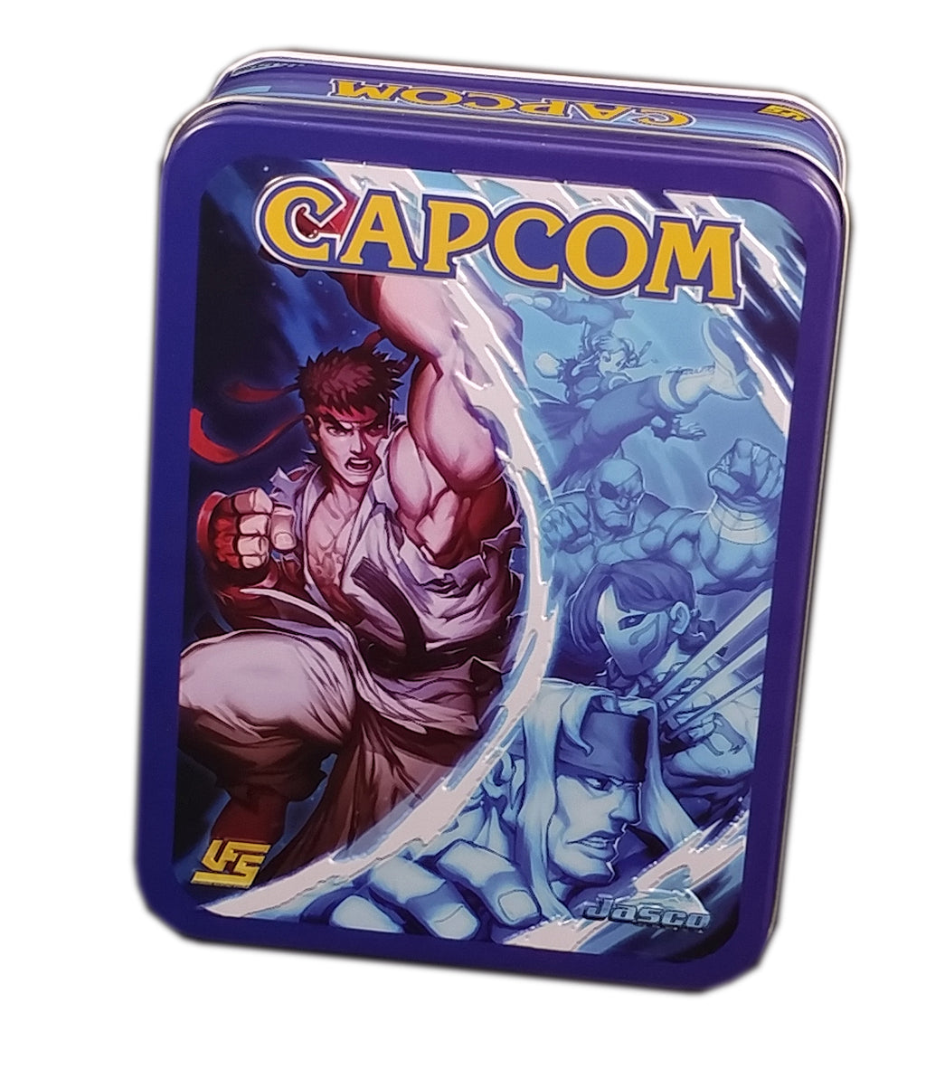 UFS CCG, Capcom Special Edition Ryu Tin