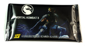 UFS Mortal Kombat X CCG,  One Booster Pack