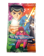 UFS Yu Yu Hakusho Ghost Files, 1 booster Pack