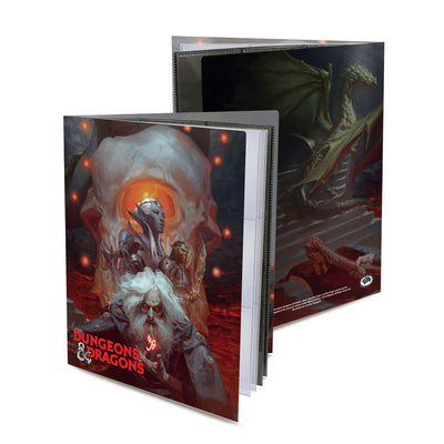 Dungeons & Dragons Character Folio, Mad Mage Organizer