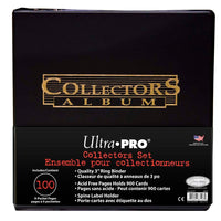 "3"" Collectors Album Ring Binder with 100 pages"