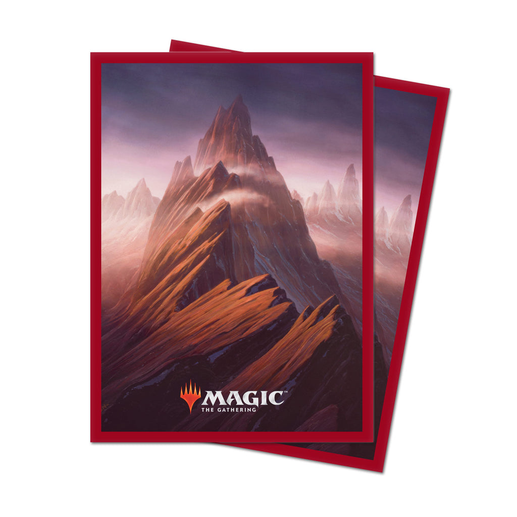 Magic The Gathering Deck Protector (100), Unstable Lands Mountain