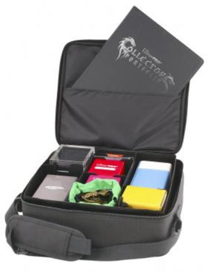 Deluxe Portable Gaming Case with Black Trim