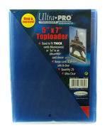 "Toploader  5"" x 7""  (1 packs of 25)"