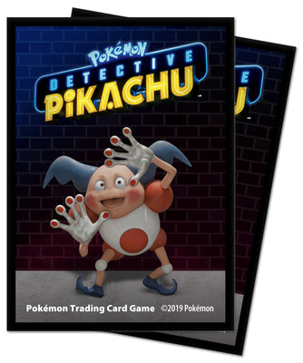 Pokemon, Detective Pikachu Mr. Mime Deck Protector (65)
