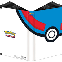Full-View Pro-Binder Pokemon Great Ball