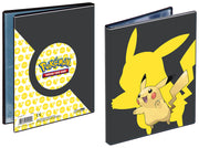 Pokemon Pikachu 2019, 4 Pocket Portfolio