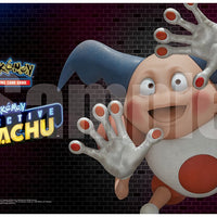 Pokemon, Detective Pikachu Mr. Mime Playmat