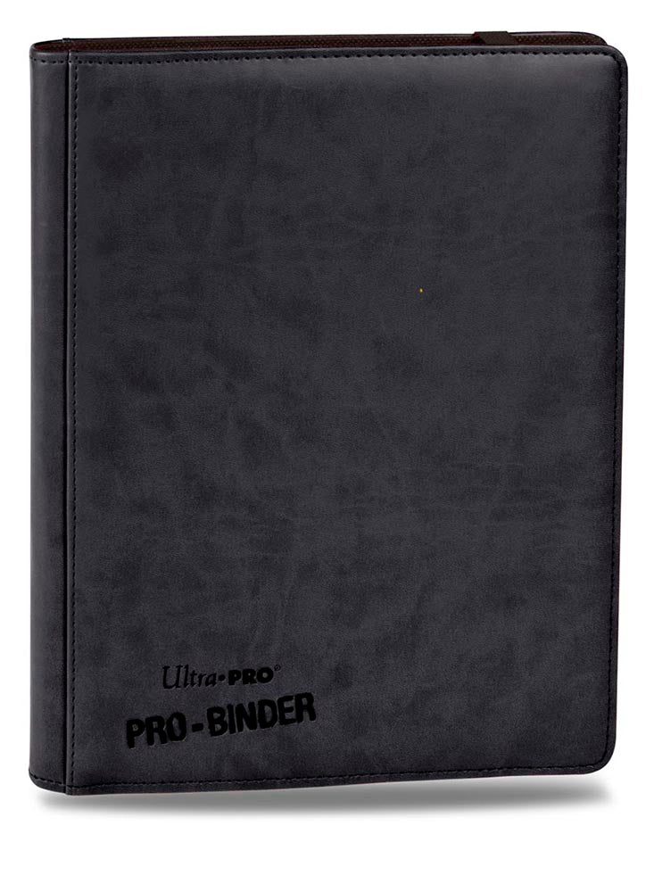 Full-View Premium Pro-Binder , Black