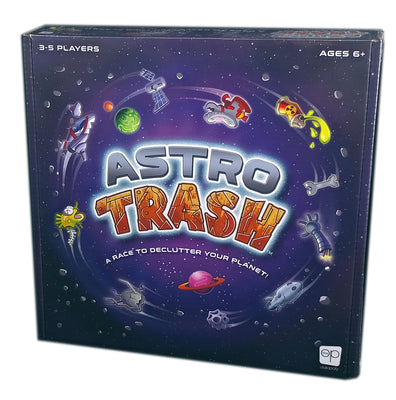 Astro Trash Family Game