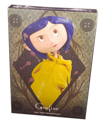 Coraline Be Clever, 1000 pieces puzzle
