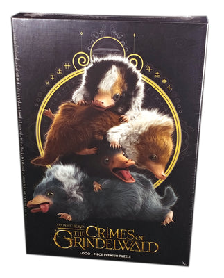 Fantastic Beasts Baby Nifflers, 1000 pieces puzzle