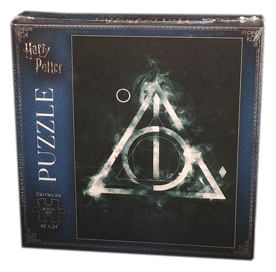 Harry Potter The Deathly Hallows 550 pieces puzzle