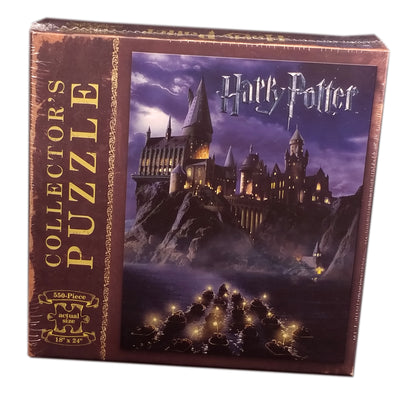 Harry Potter Hogwarts School, 550 pieces puzzle