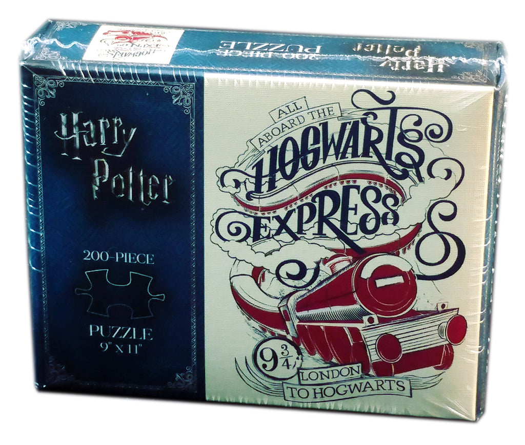 Harry Potter Hogwarts Express 200 Piece Puzzle