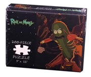 Rick and Morty Pickle Rick 200 Piece Puzzle