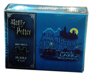 Harry Potter Journey To Howarts 200 Piece Puzzle